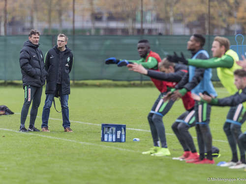 Werder U23: Trainingslager in Spanien