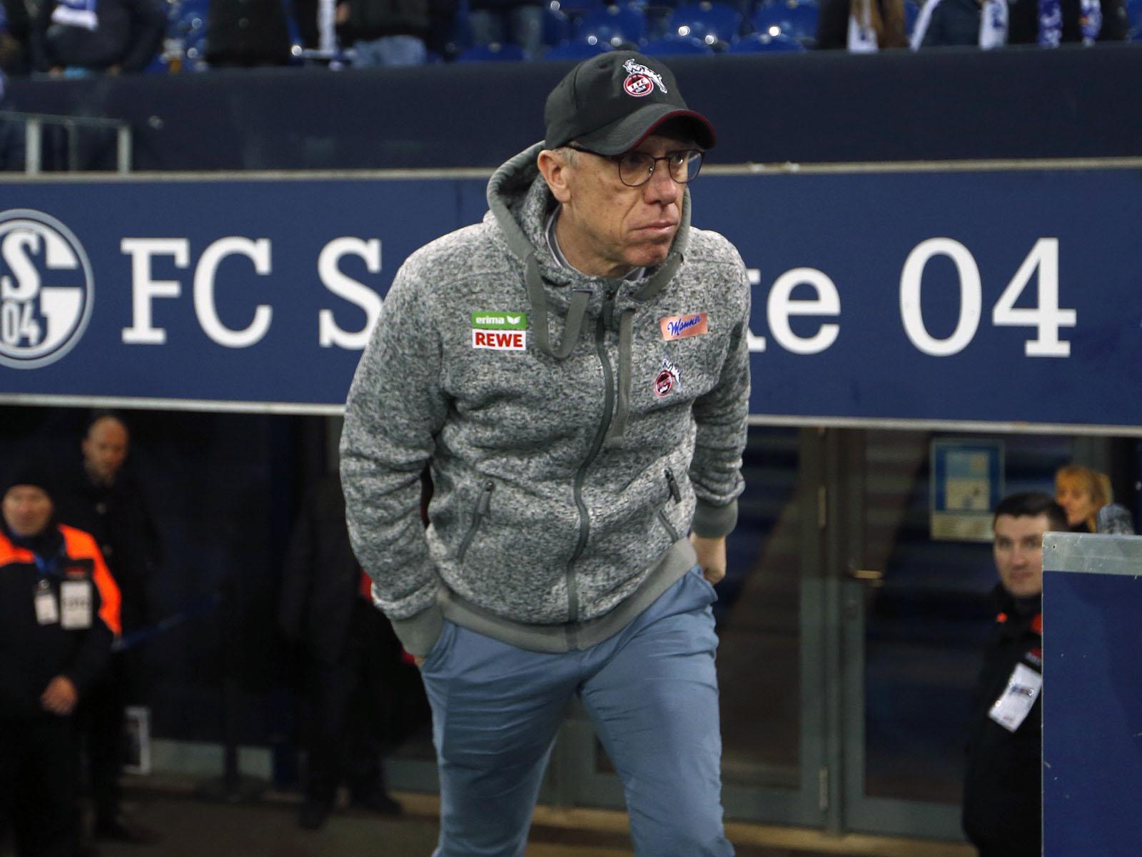 Bericht Aus Für Trainer Peter Stöger Beim 1 Fc Köln