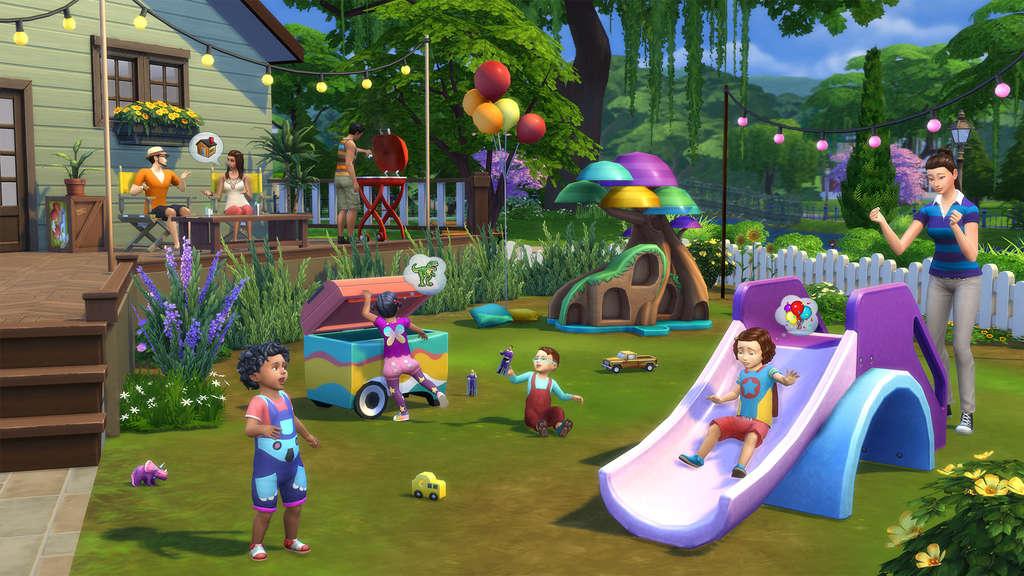 Die Sims 4 Von Electronic Arts Kommt Für Xbox One Und Playstation