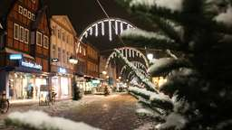 Moonlightshopping in Nienburg