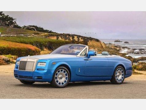 Ex-Fußballer David Beckham belegt Platz 10 im Ranking der teuersten Promi-Autos: In seiner Garage wartet ein 407.000 Dollar (rund 345.370 Euro) teurer Rolls-Royce Phantom Drophead.