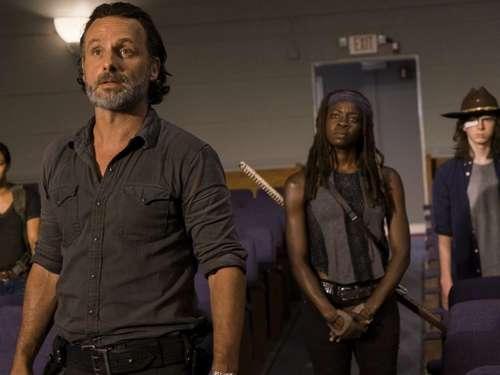"""The Walking Dead"" am Wendepunkt: Stirbt nun ein Auftakt-Charakter?"