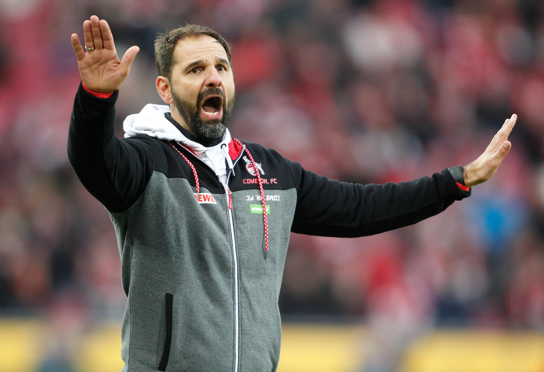 Offiziell Ruthenbeck Bleibt Cheftrainer Beim 1 Fc Köln