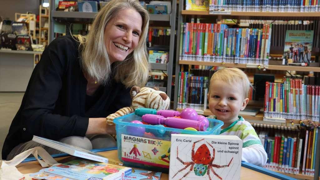 Bücherei Bruchhausen Vilsen bücherei bassum ruft eine lesekrabbelgruppe für kinder einem bis
