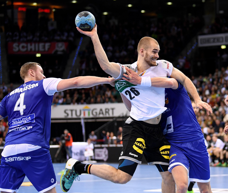 Handball Deutschland Island