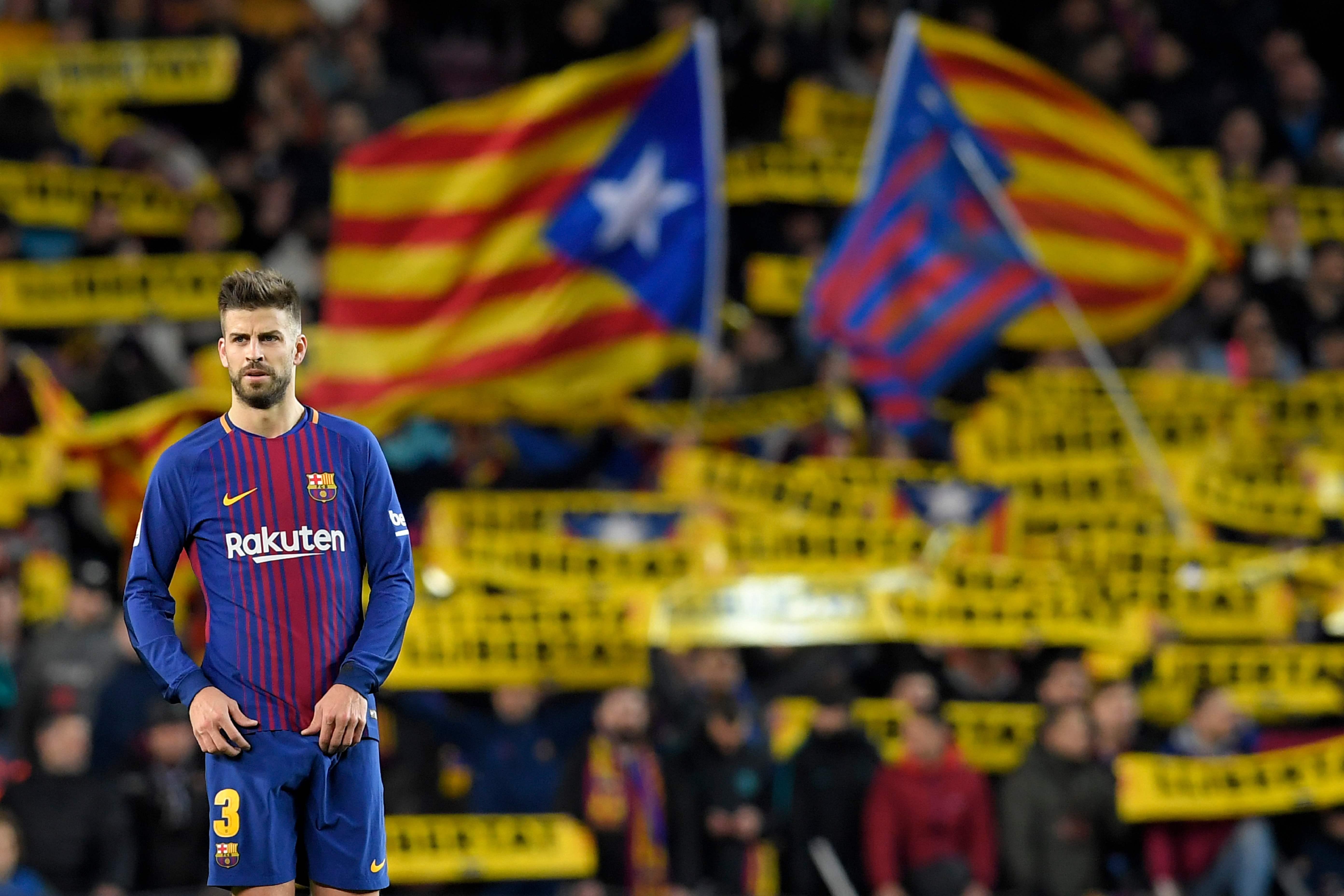 La Liga: FC Barcelona verlängert Vertrag von Gerard Pique bis 2022