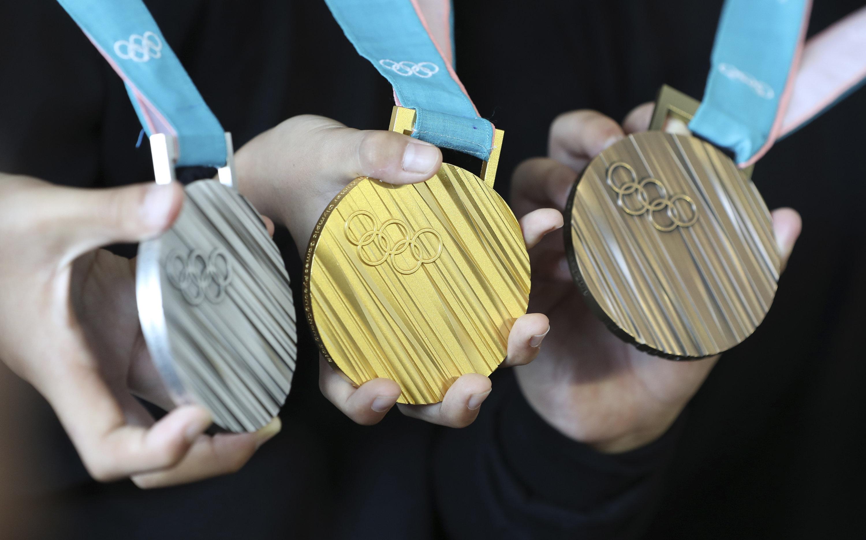 Darum kämpfen die Olympioniken ab dem 9. Februar inPyeongchang bei den Olympischen Winterspielen.