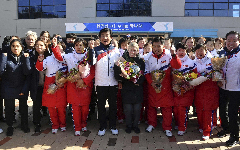 Nordkoreanische Nationalmannschaft