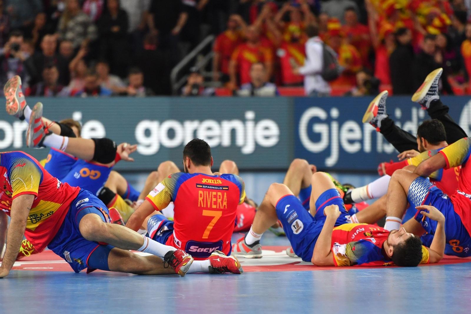 handball schweden spanien
