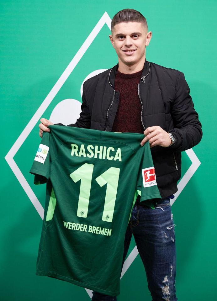 Rashica Bremen