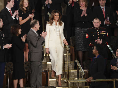 Melania Trump bricht mit Tradition: Strafte sie Donald damit ab?