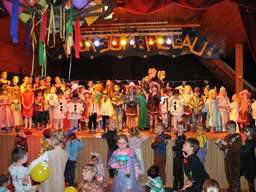 Kinderkarneval in Morsum