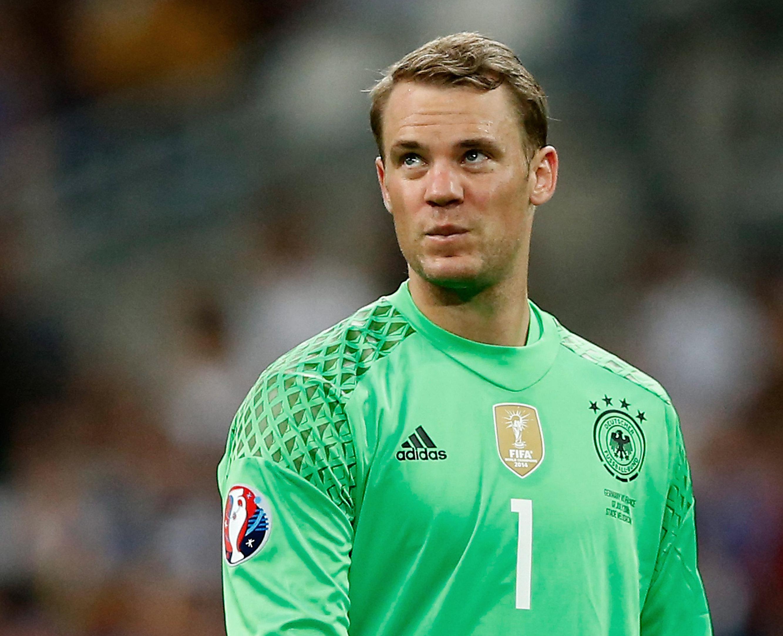Manuel Neuer fehlt seit Mitte September verletzt.