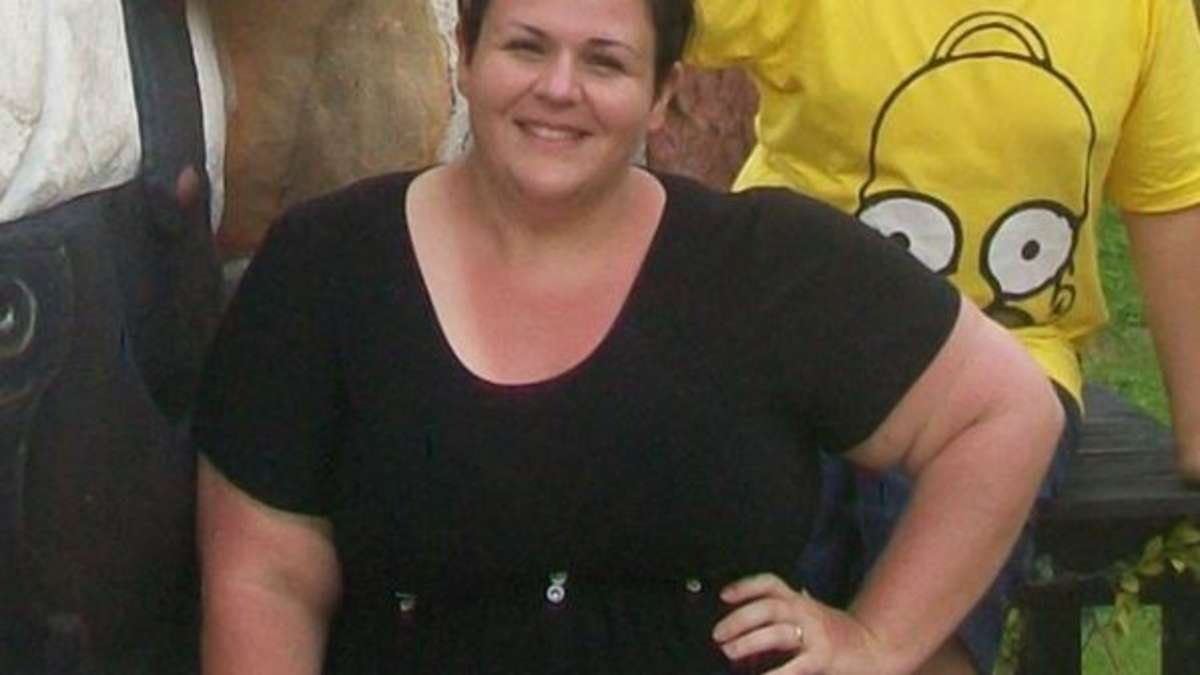 Frau verliert satte 60 Kilo - so unglaublich sieht sie