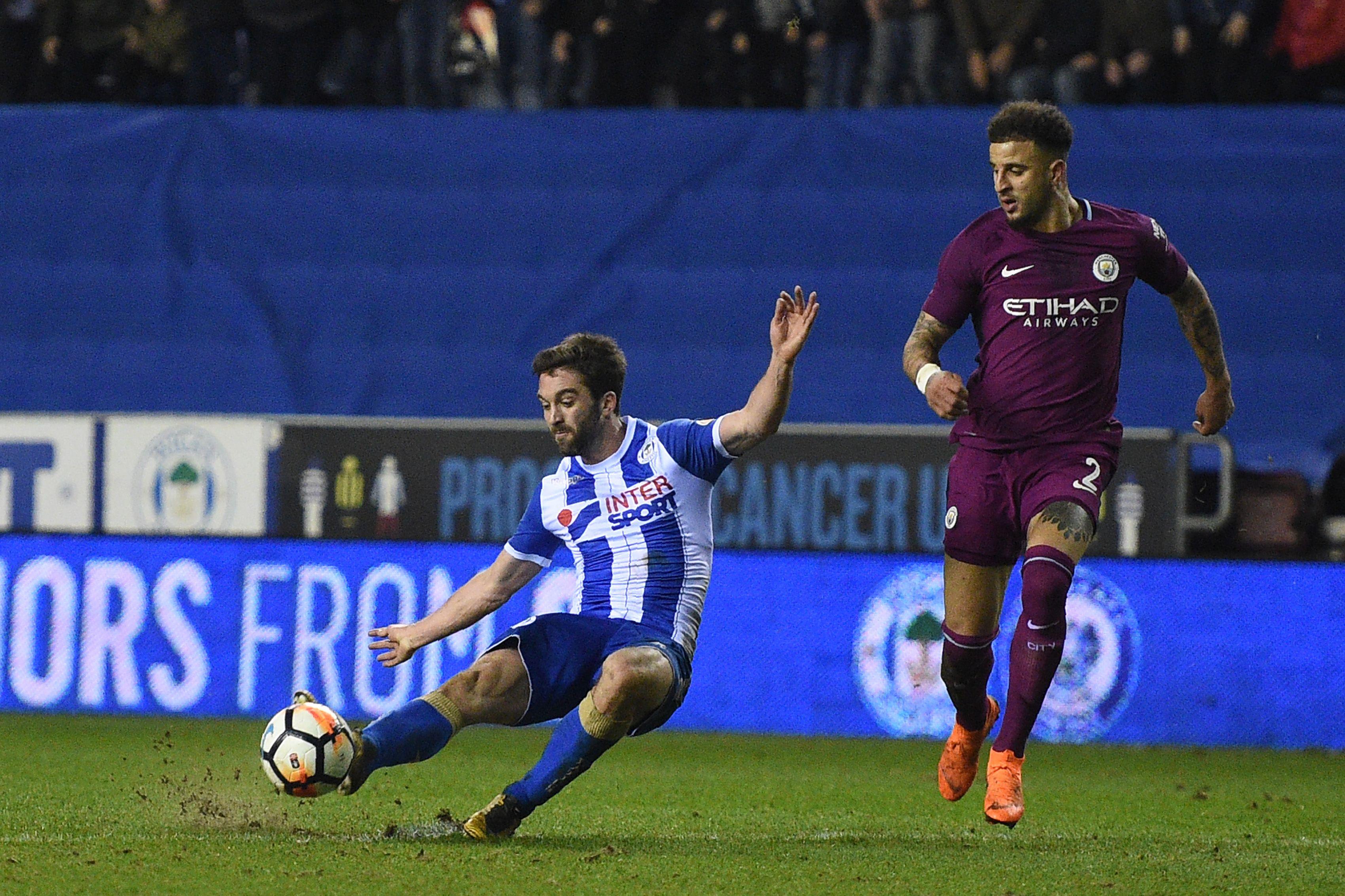 Unfassbar: Drittligist Wigan schmeißt ManCity aus dem FA-Cup