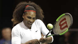 Tennis-Star Serena Williams: