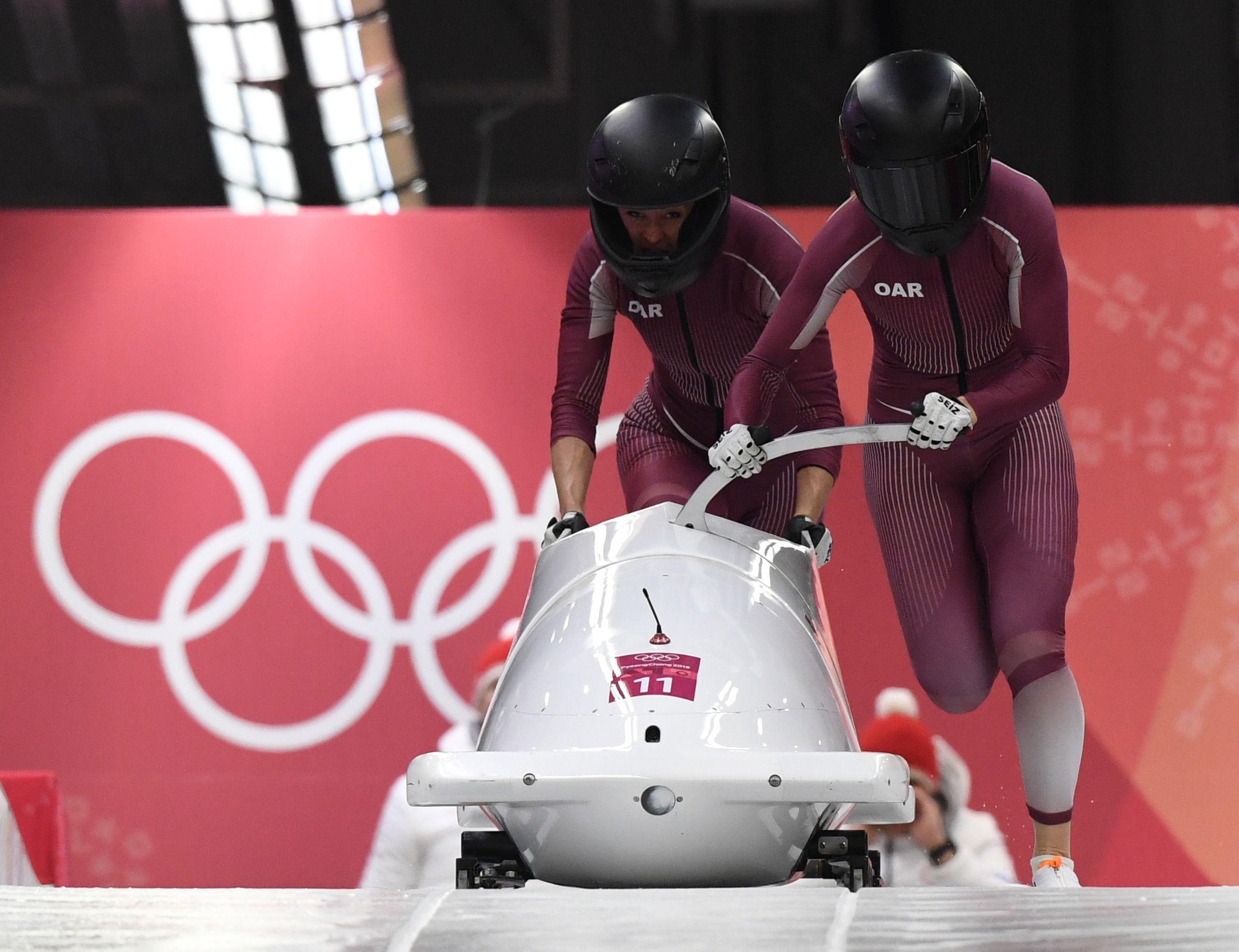 Russische Bobpilotin Sergejewa räumt Dopingverstoß ein