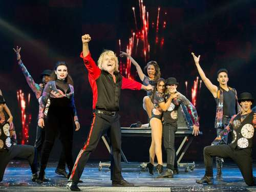 Illusionen mit Hans Klok in Bremen