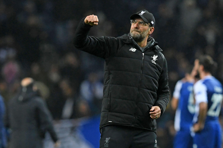 Klopp springt mit Liverpool auf Platz zwei