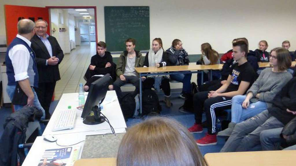 Messe Für Schüler In Kirchlinteln Berufsbilder Vom Bäcker Bis Zum