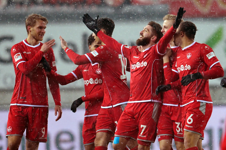 Liga: Wichtige Siege für Kaiserslautern und Darmstadt