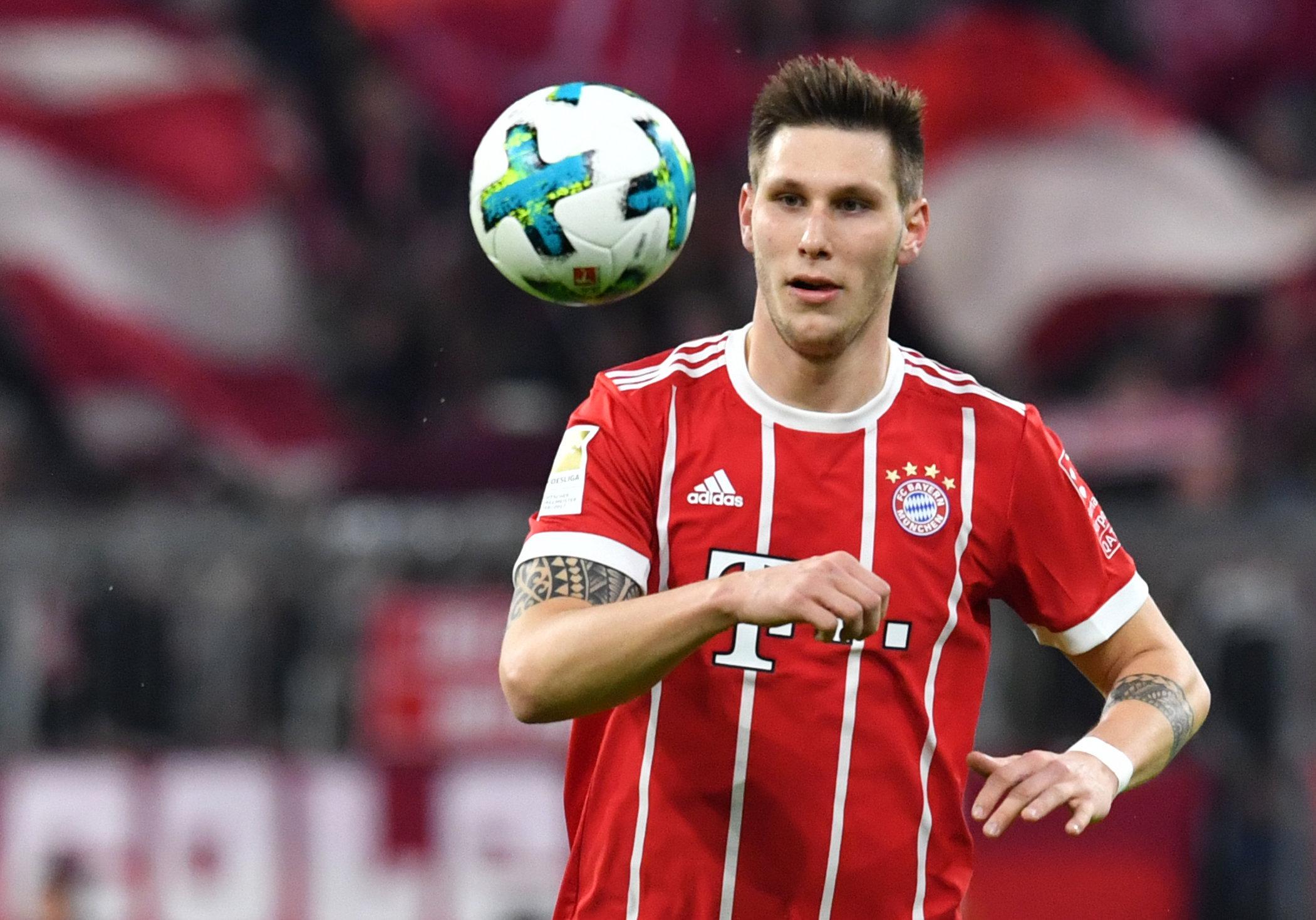 Niklas Süle spielt seine erste Bayern-Saison