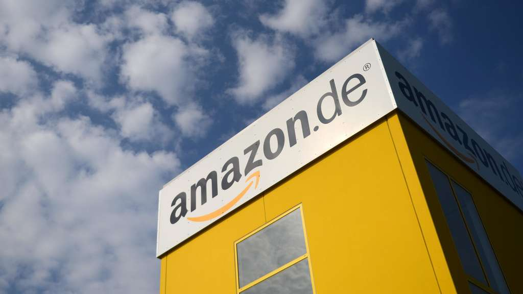 Protest gegen Amazon