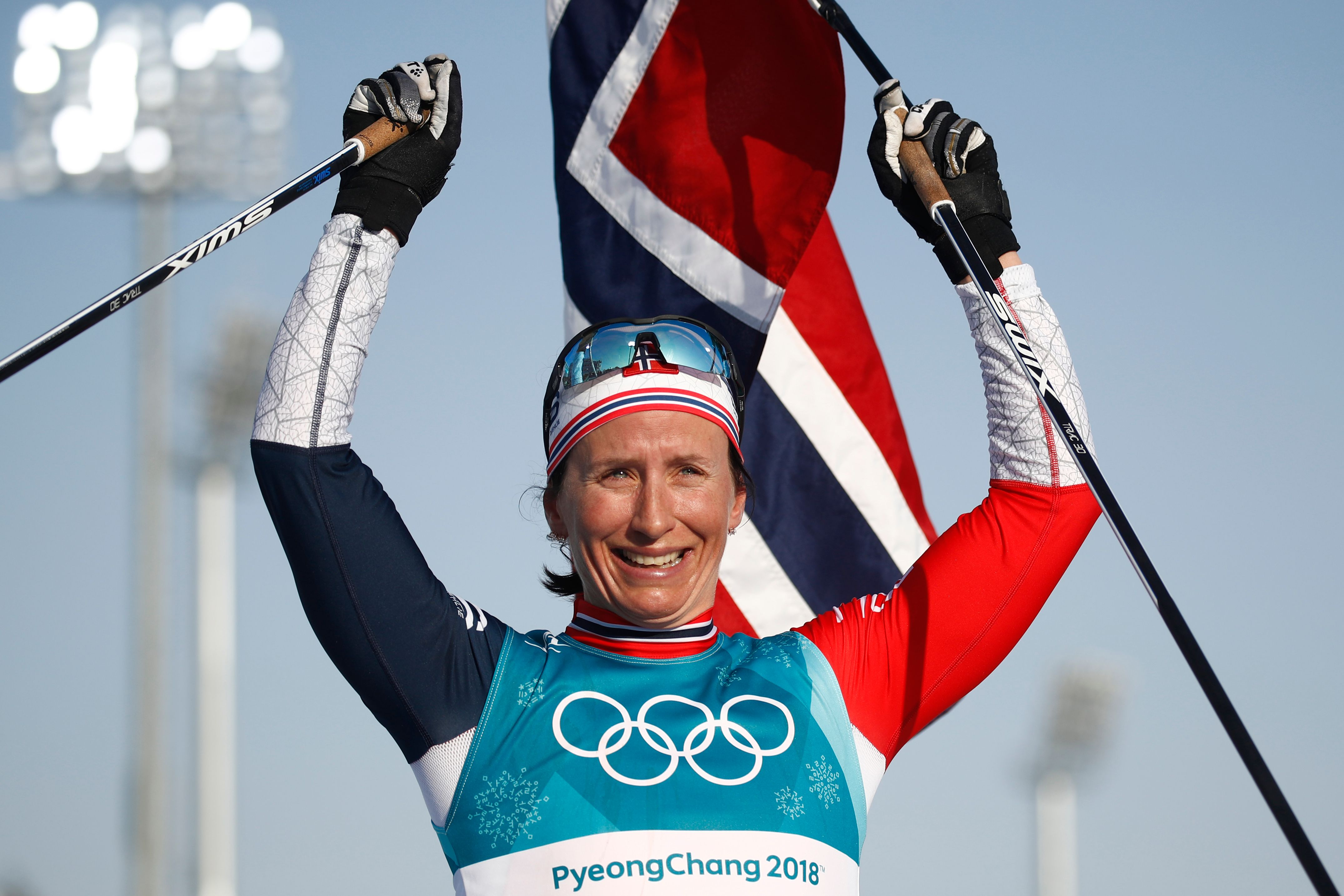 Nach Olympia-Rekord: Langlauf-Legende Marit Björgen beendet Karriere