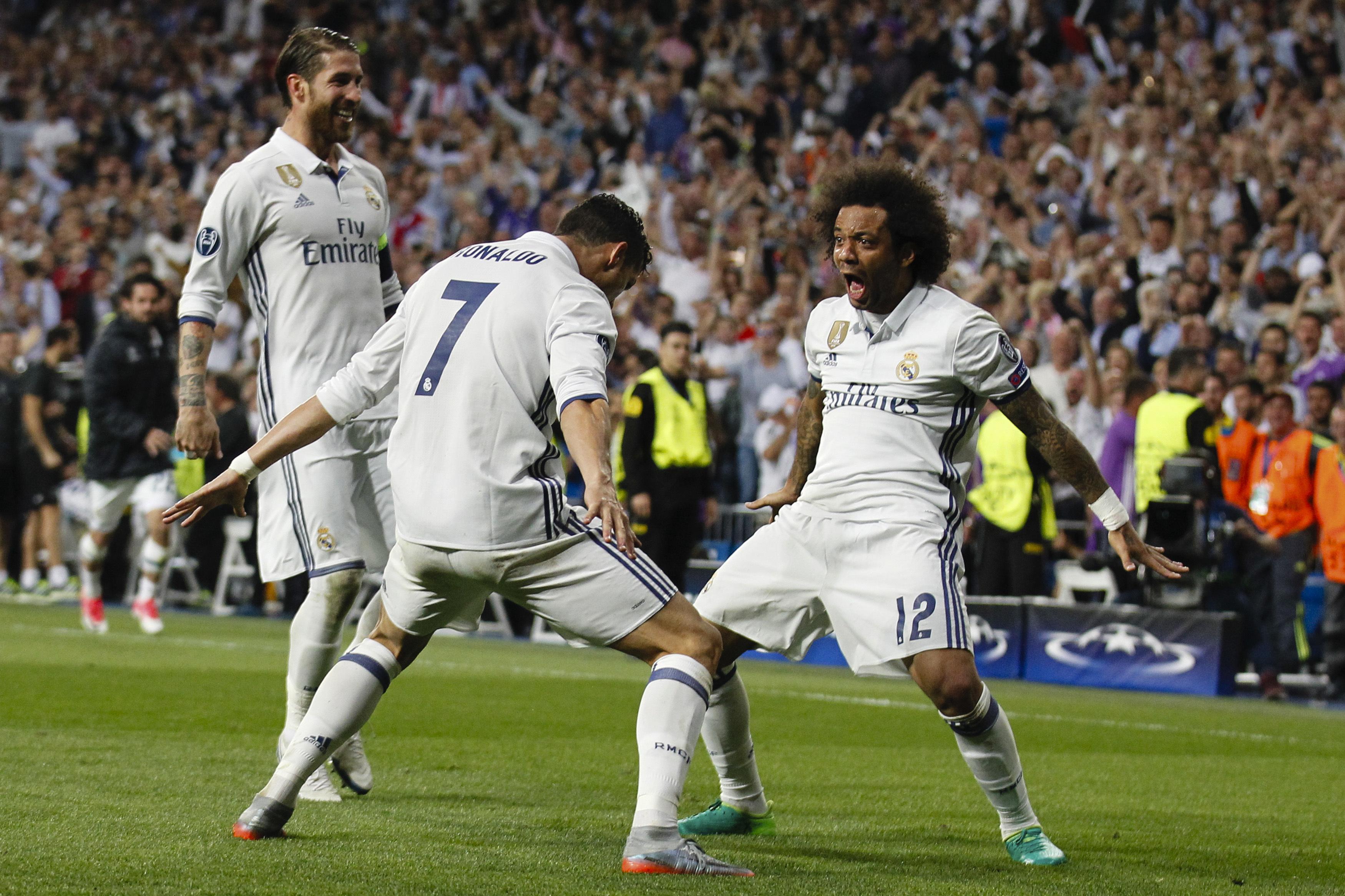 Sergio Ramos darf im Hinspiel gegen die Bayern mitwirken