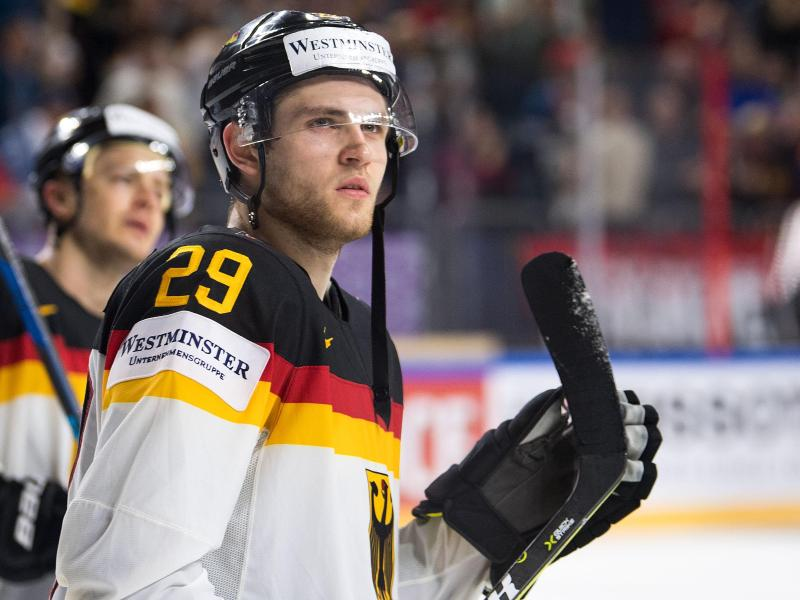NHL-Star Leon Draisaitl wird bei der WM für die Eishockey-Nationalmannschaft an den Start gehen.