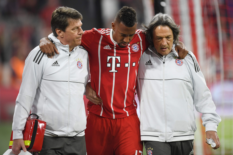 Bayern: Robben und Boateng verletzt