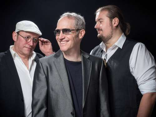 """Paddy Korn Trio"" zu Gast bei ""Jazz on Board"""