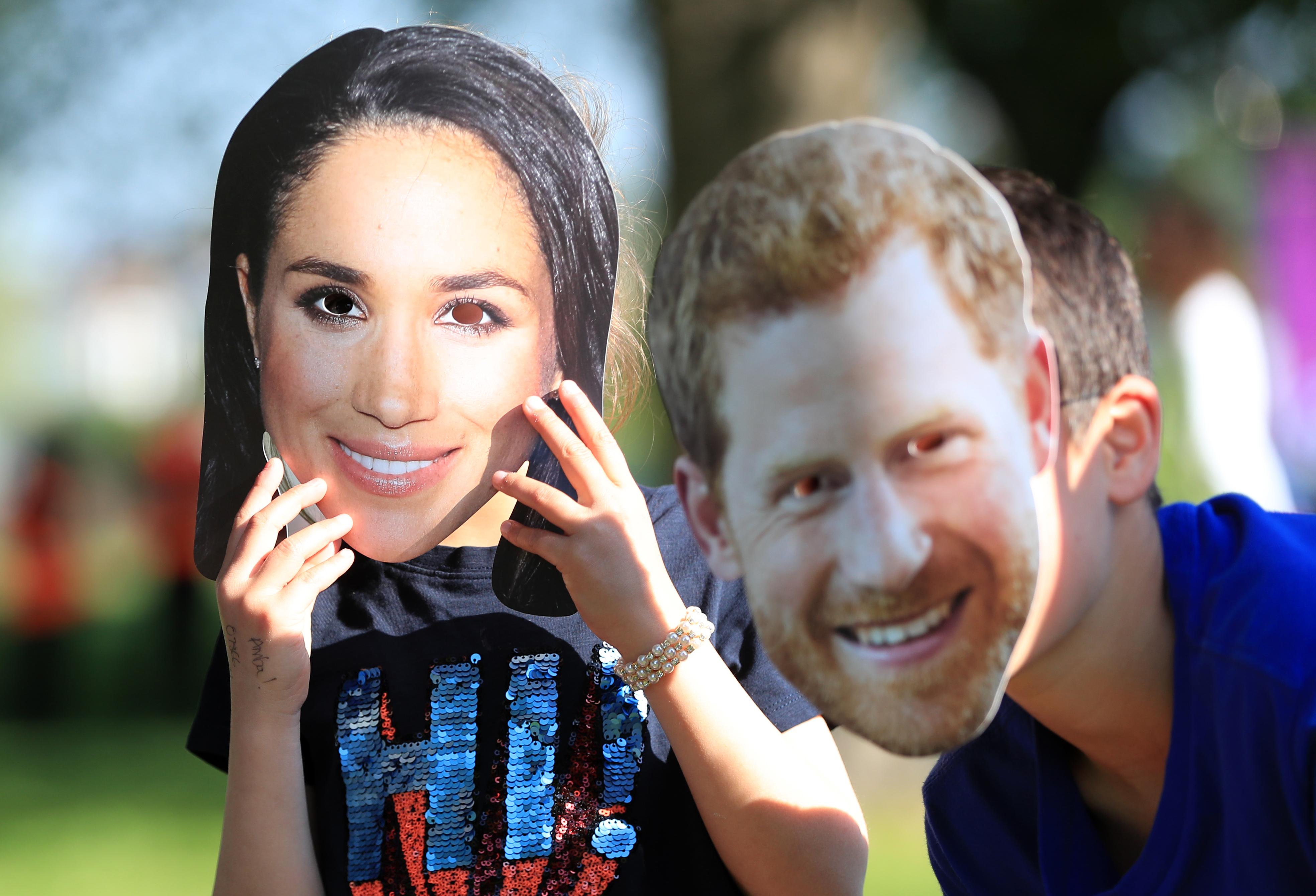 Hochzeit Von Prinz Harry Und Meghan Markle Das Ist Der Zeitplan