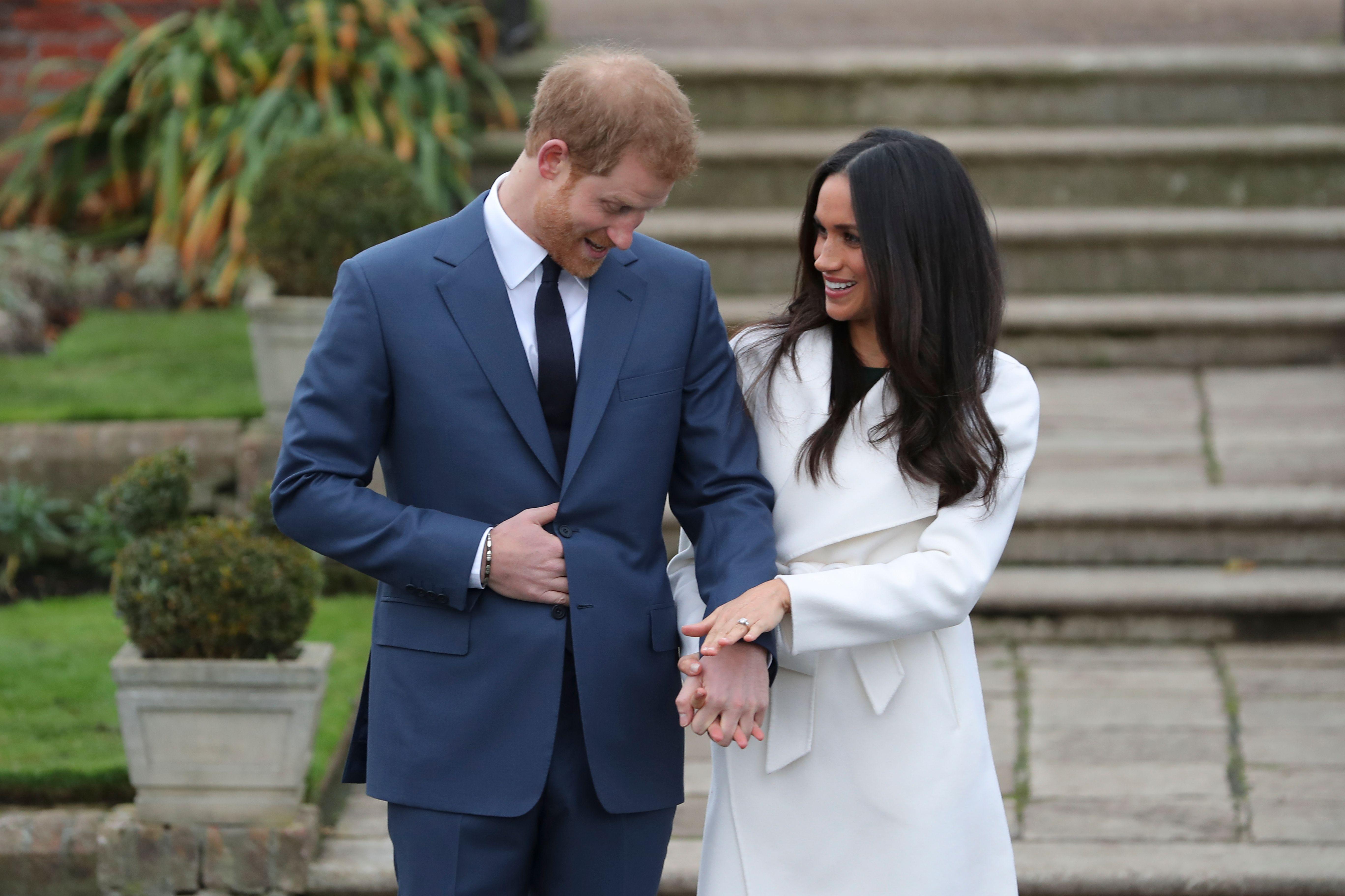 Darum Sind Wir So Scharf Auf Die Hochzeit Von Prinz Harry Und Meghan