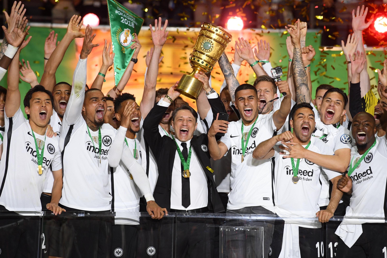 Frankfurt Dfb Pokal Sieger