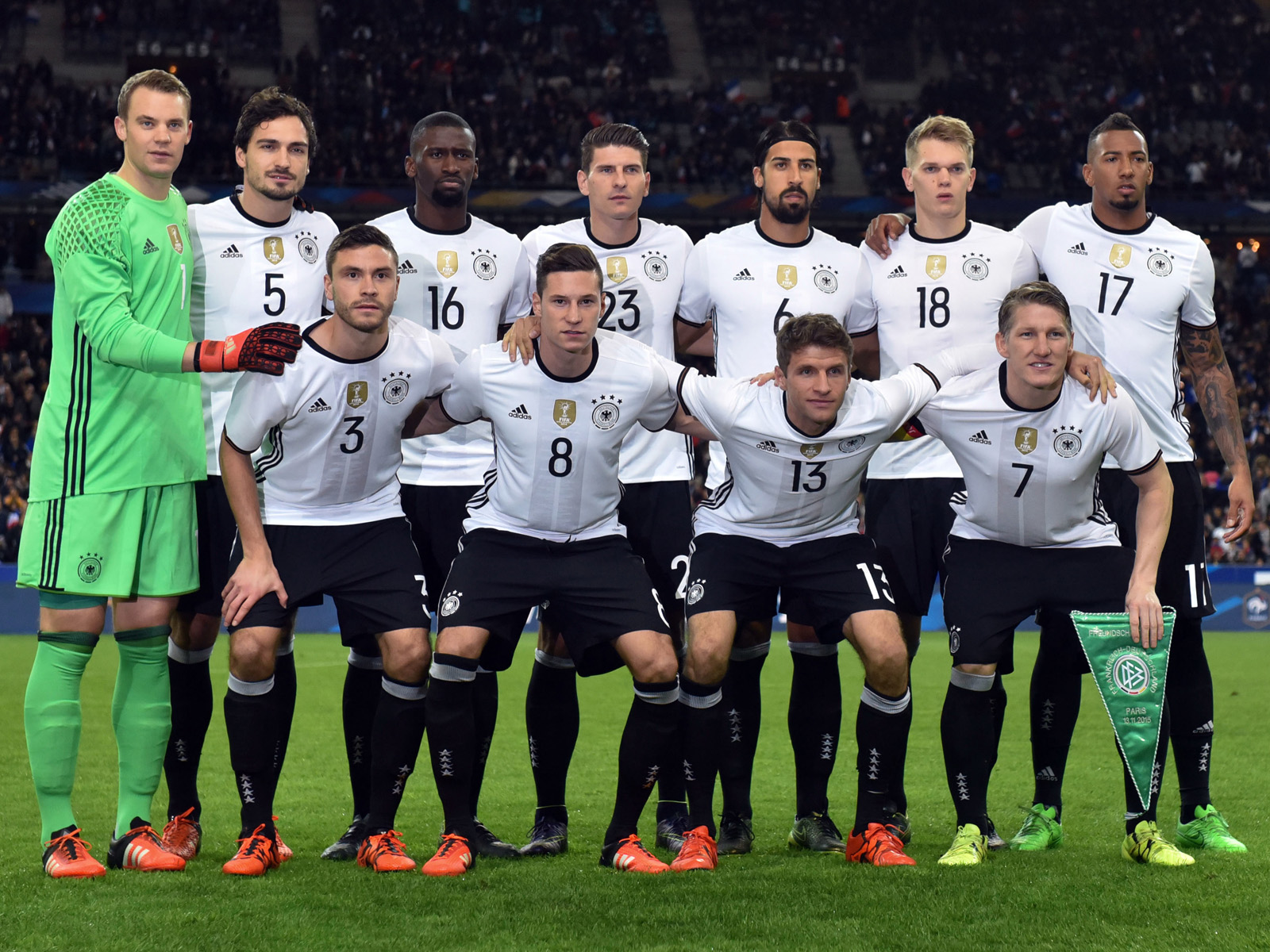 Wm Mannschaft 2017 Deutschland