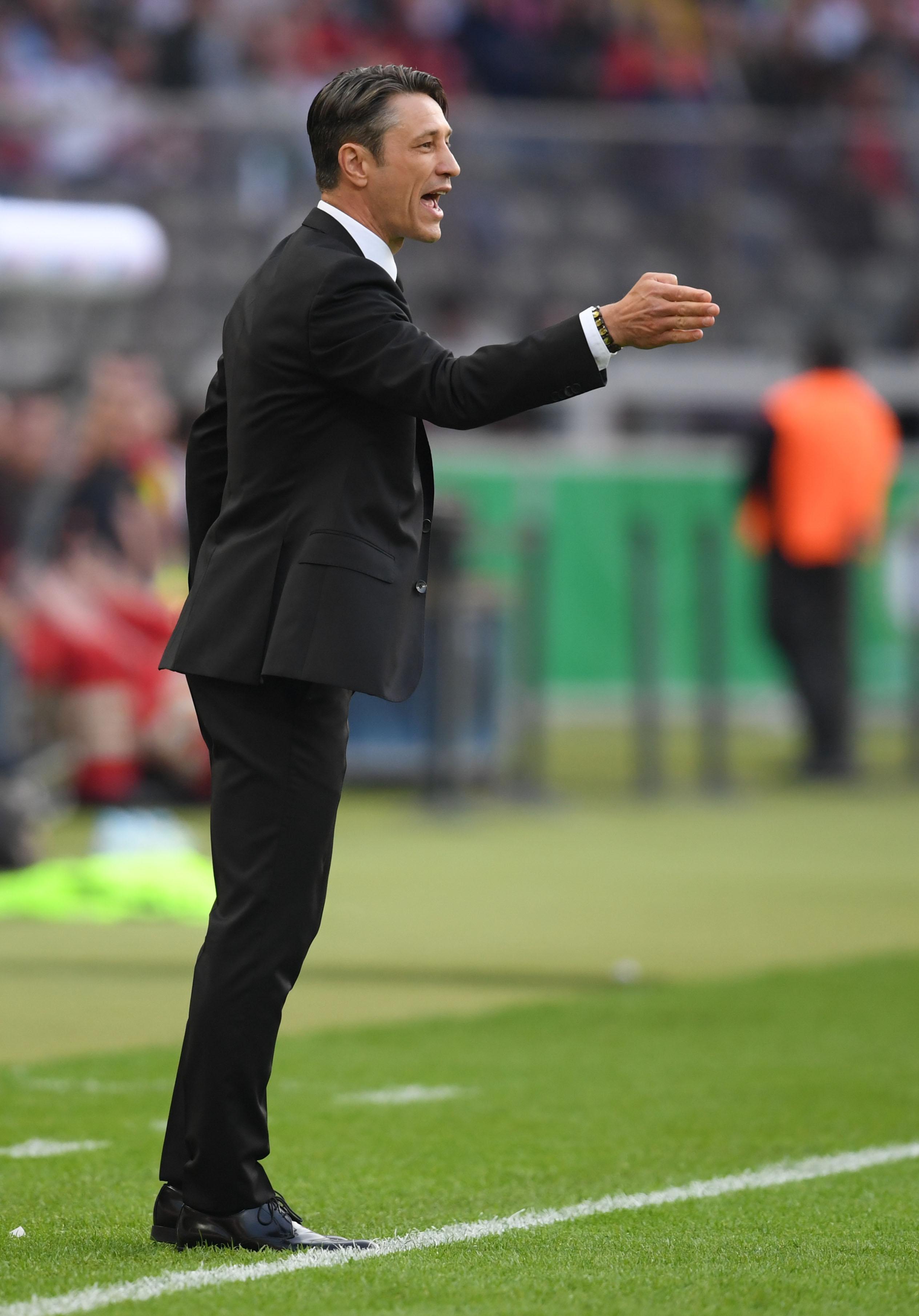 Der neue Bayern-Trainer Niko Kovac hat sich in der Causa Özil/Gündogan klar geäußert.
