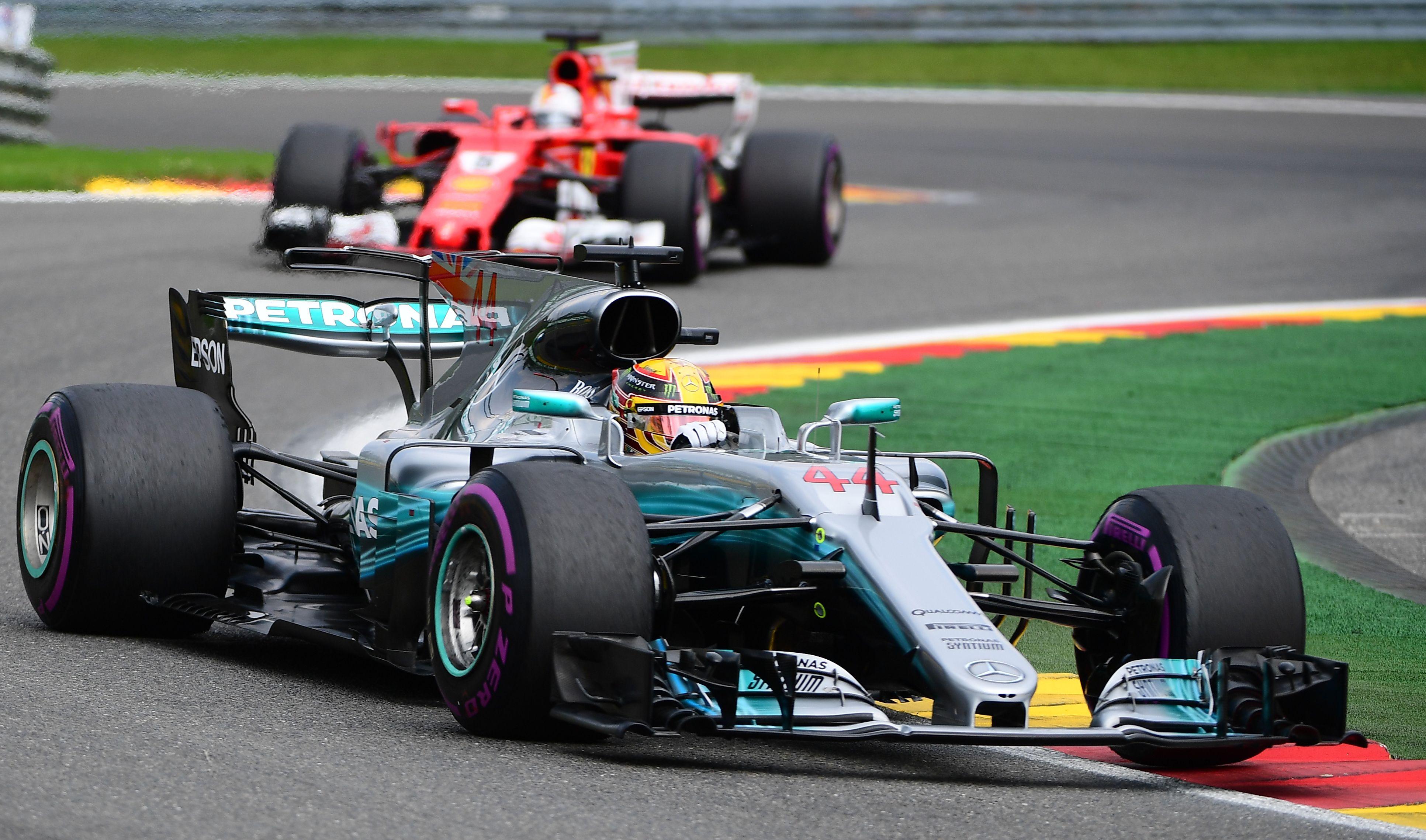 Formel 1: Spa-Grand-Prix bleibt langfristig erhalten - Gespräche auch für Hockenheim