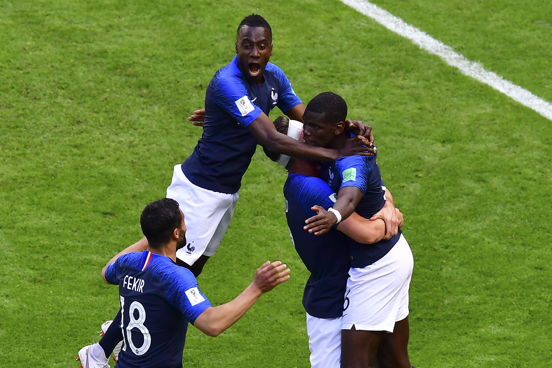 Australien Gegen Frankreich