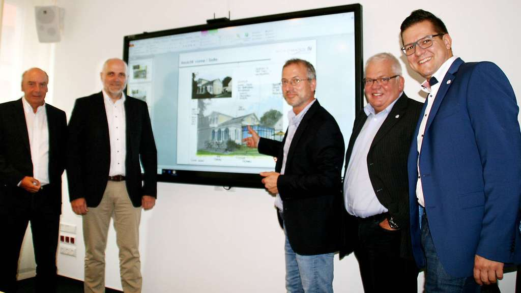 Wildeshausen: Nordmann plant Braugasthaus in der Villa Knagge ...