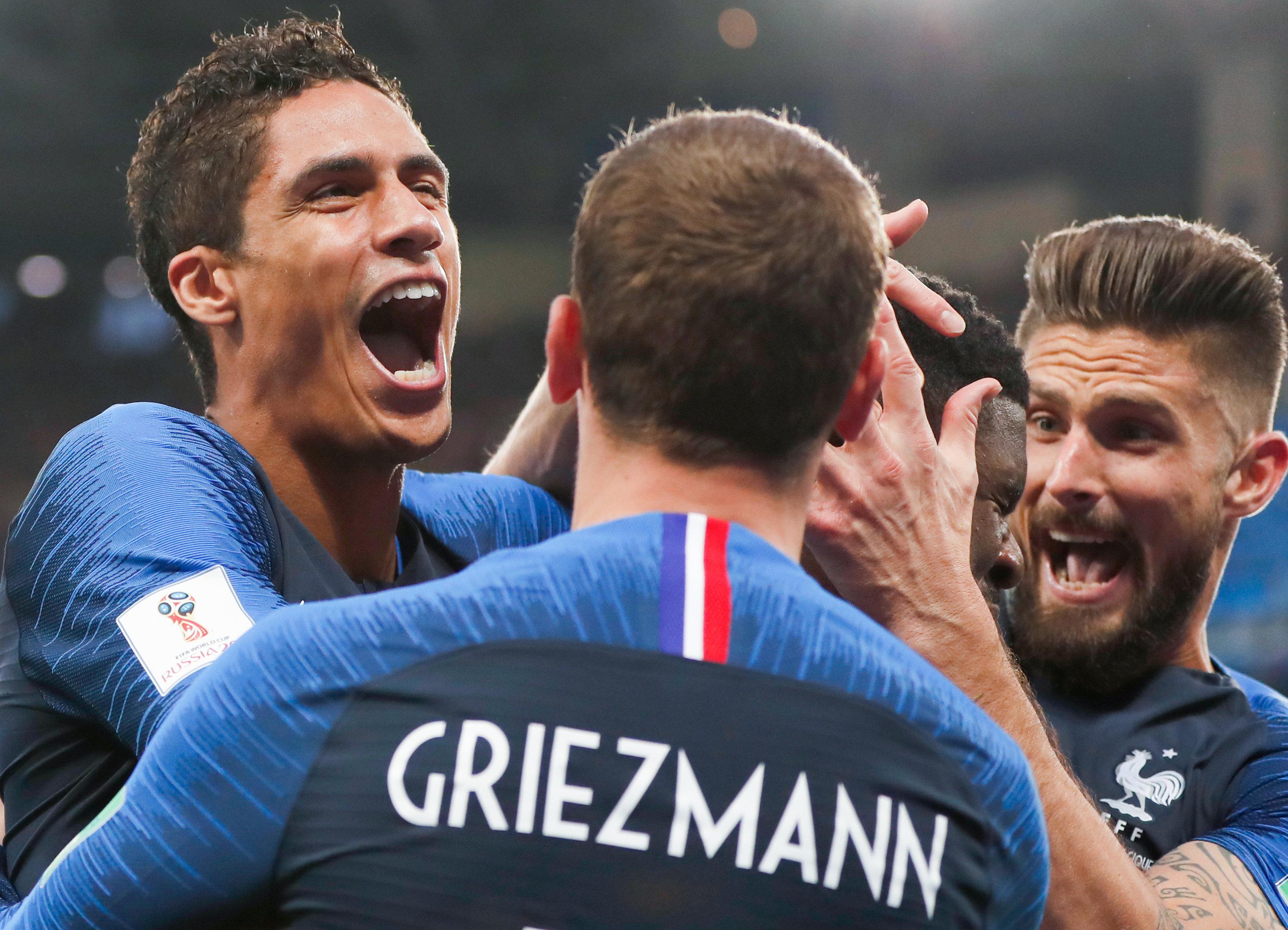 Belgien Frankreich Wm