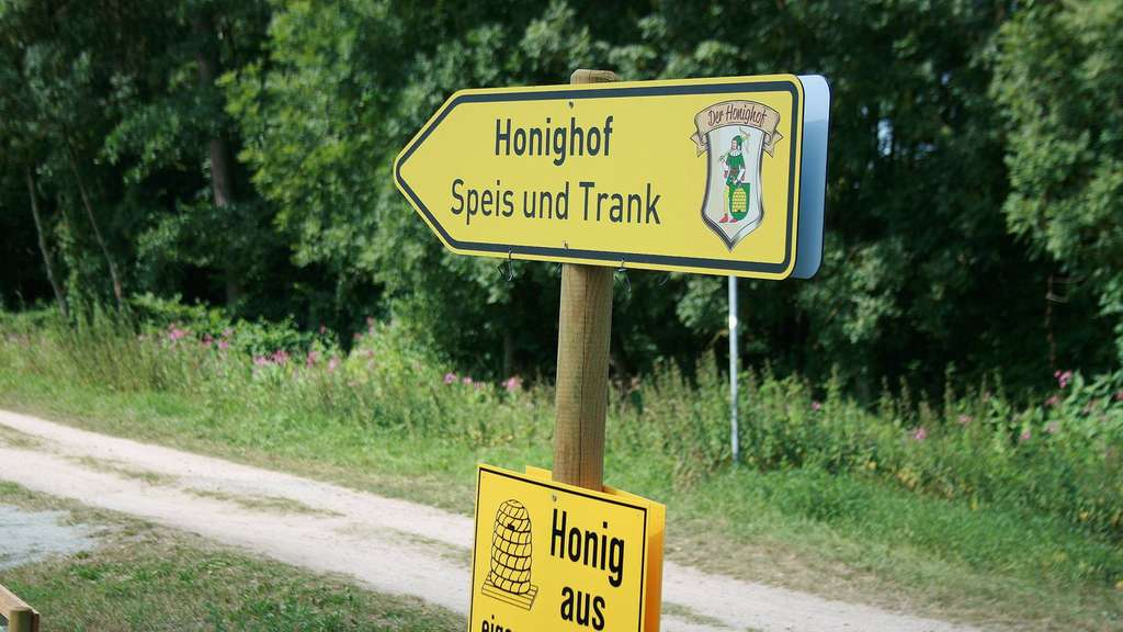 """Honighof fehlt Gastro-Lizenz: """"Nichts Neues für mich""""   Dötlingen"""