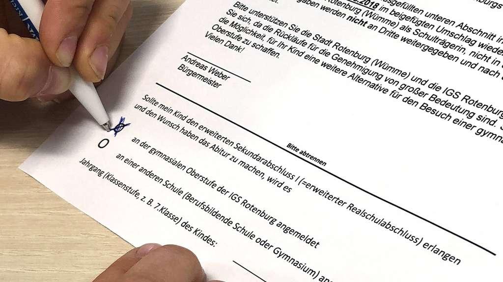 Rotenburg: Stadt fragt in der Integrierten Gesamtschule nach ...