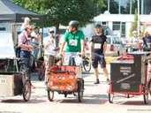 """Ganz viel Musik und Kultur gab es am Samstag im Rahmen des """"Summer Sounds""""-Festivals in der Bremer Neustadt."""