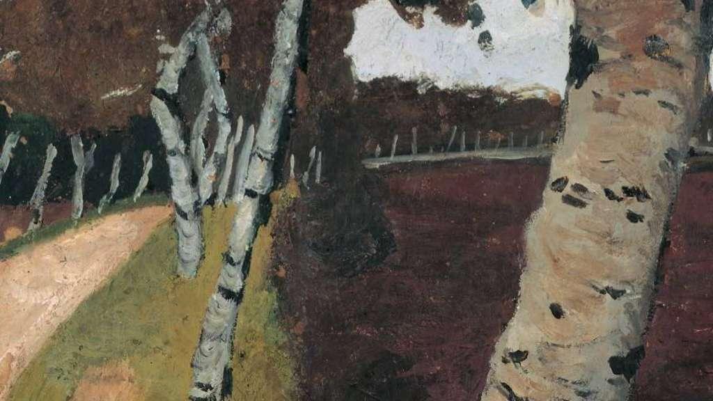 Briefe Und Tagebuchblätter Von Paula Modersohn Becker : Museen böttcherstraße bremen zeigen ausstellung über otto