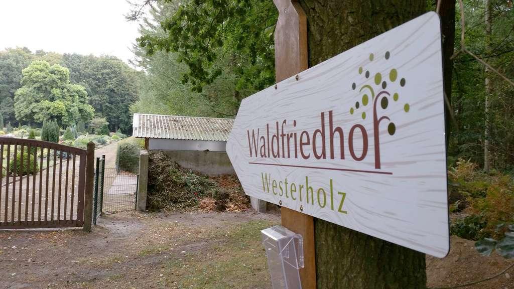Vertrag Für Waldfriedhof In Westerholz Ist Unter Dach Und Fach