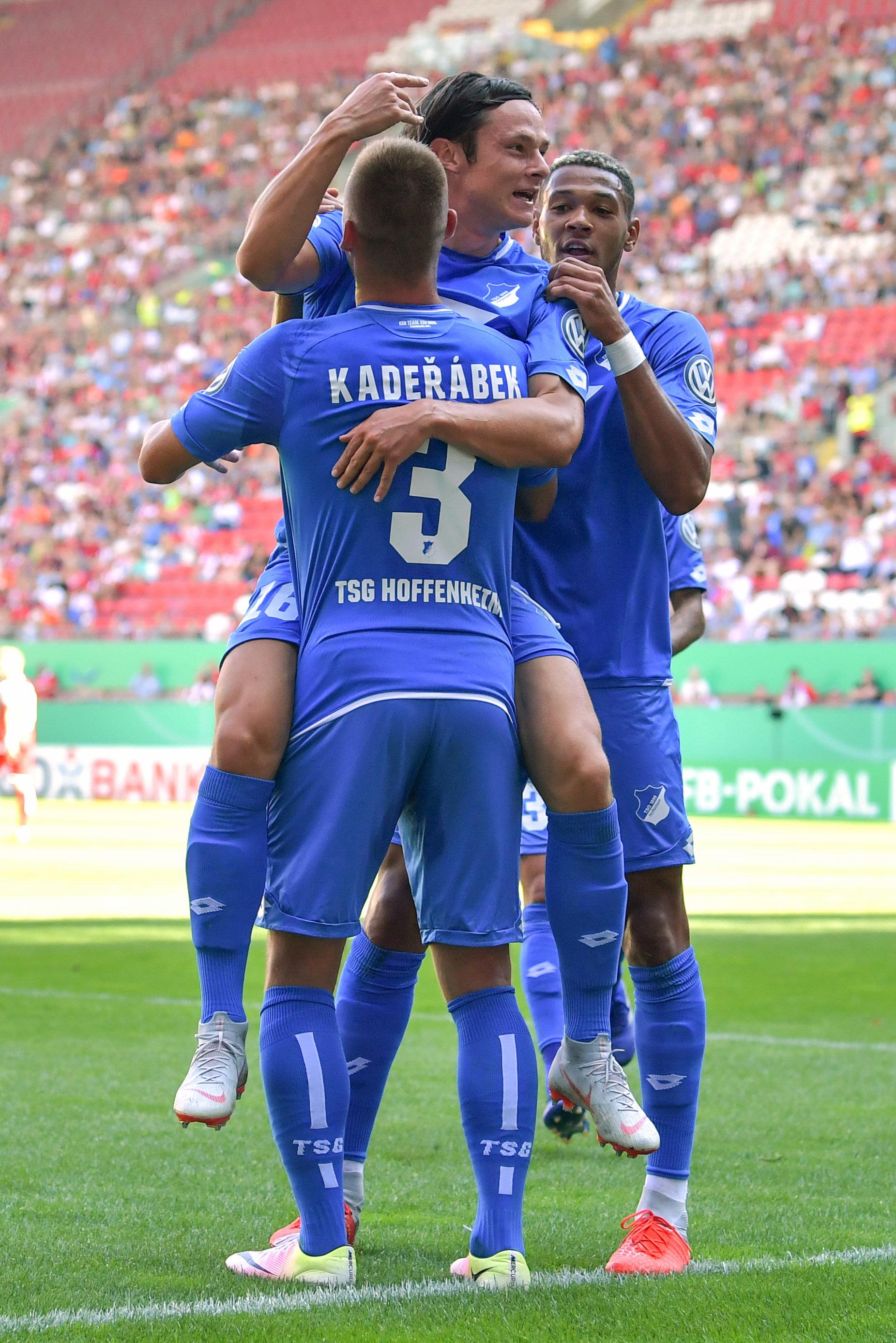 hoffenheim champions league