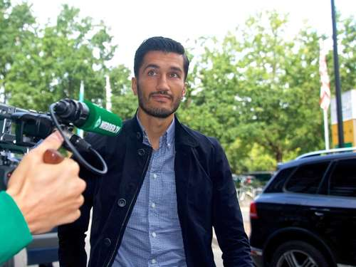 Video: Sahin kommt in Bremen an