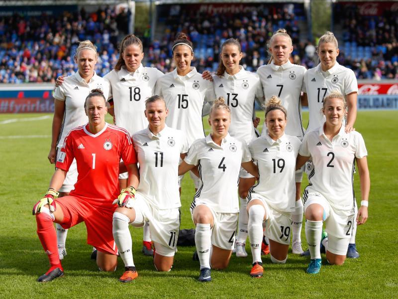 Vom deutschn Frauen-Nationalteam wird gegen Färöer ein Sieg erwartet. Foto: Brynjar Gunnarsson