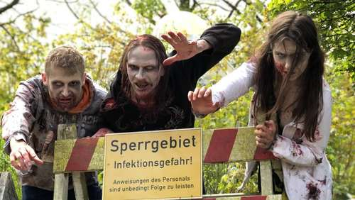 """Zombie Escape"": Aktion für Horror-Freunde im Heide Park Resort"